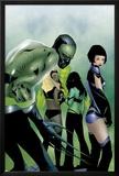Marvel Nemesis: The Imperfects N2 Cover: Hazmat Photo