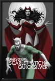 Avengers Origins: The Scarlet Witch & Quicksilver No.1 Cover Prints by Marko Djurdjevic