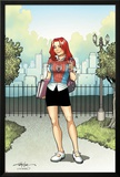 Spider-Man Loves Mary Jane Season 2 No.1 Cover Posters by Terry Moore