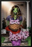 Marvel Spotlight: Secret Invasion Aftermath Cover: Marvel Universe Posters by Greg Land