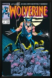 Wolverine No.1 Cover: Wolverine Print by John Buscema