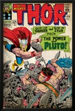 Marvel Comics Retro: The Mighty Thor Comic Book Cover No.128, Hercules (aged) Posters