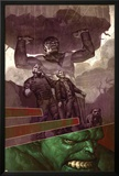 WWH Ahtersmash: Damage Control No.1 Cover: Hulk and Goliath Posters