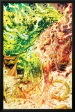 Incredible Hulks No.635: Hulk and Red She-Hulk Screaming and Transforming Posters by Paul Pelletier