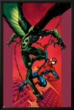 Ultimate Spider-Man No.90 Cover: Vulture and Spider-Man Posters by Mark Bagley
