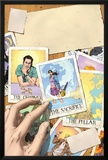 Spellbinders No.5 Cover: Vesco and Kim Prints by Mike Perkins