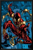 The Amazing Spider-Man No.529 Cover: Spider-Man Posters by Ron Garney