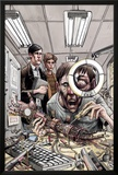Omega: The Unknown 6 Cover: Marvel Universe Prints by Farel Dalrymple