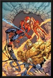 Spider-Man Team-Up Special No.1 Group: Spider-Man Prints by Shane Davis