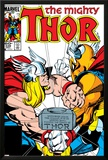 Beta Ray Bill: Godhunter No.2 : The Mighty Thor Cover: Thor Posters by Walt Simonson