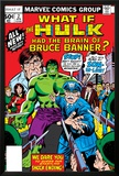 What If No.2 Cover: Hulk, Thunderbolt Ross, Banner and Bruce Photo by Herb Trimpe