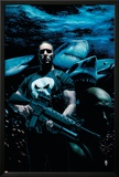 Punisher No.31 Cover: Punisher Posters by Tim Bradstreet