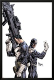 Punisher Vs. Bullseye No.1 Cover: Punisher and Bullseye Posters by Mike Deodato