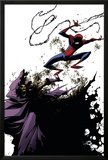 Marvel Adventures Spider-Man No.38 Cover: Spider-Man and Swarm Prints by Skottie Young