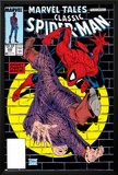 Marvel Tales: Spider-Man No.226 Cover: Spider-Man Print by Todd McFarlane