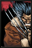 Weapon X: Days Of Future Now No.1 Cover: Wolverine Posters by Bart Sears