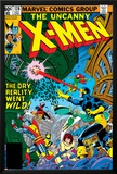Uncanny X-Men No.128 Cover: Wolverine, Colossus, Grey, Jean, Cyclops, Nightcrawler and X-Men Posters by George Perez
