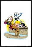 Classic X-Men No.23 Cover: Nightcrawler Posters by John Bolton