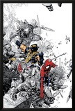 The Amazing Spider-Man No.555 Cover: Spider-Man and Wolverine Photo by Chris Bachalo