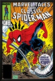 Marvel Tales: Spider-Man No.223 Cover: Spider-Man and Doctor Octopus Fighting Photo by Todd McFarlane