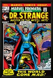 Marvel Premiere No.3 Cover: Dr. Strange Prints by Barry Windsor-Smith
