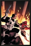 Punisher No.10 Cover: Punisher Print by Mike McKone