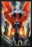 Realm of Kings Inhumans No.1 Cover: Medusa, Karnak and Gorgon Prints by Stjepan Sejic