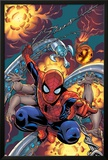 Amazing Spider-Man No.526 Cover: Spider-Man Prints by Mike Wieringo