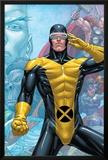 X-Men: First Class Finals No.3 Cover: Cyclops Poster by Roger Cruz