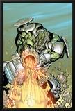 Nick Furys Howling Commandos No.2 Cover: Frankenstein Prints by Eduardo Francisco