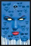 Mystique No.22 Cover: Mystique Prints