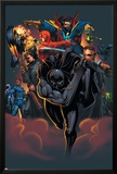 Handbook: Marvel Knights 2005 Cover: Black Panther Prints by Pat Lee