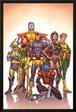 Uncanny X-Men: First Class No.1 Cover: Cyclops Photo by Roger Cruz