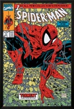 Spider-Man No.1 Cover: Spider-Man Poster by Todd McFarlane