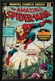 Marvel Comics Retro: The Amazing Spider-Man Comic Book Cover No.153 (aged) Posters