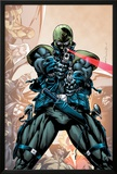Weapon X: Days Of Future Now No.3 Cover: Agent Zero Posters by Bart Sears