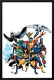 Marvel Legends: Arthur Adams TPB Cover: Wolverine Posters by Arthur Adams