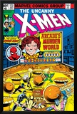 Uncanny X-Men No.123 Cover: Arcade Photo by John Byrne
