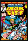 The Immortal Iron Fist: Marvel Premiere No.15 Cover: Iron Fist Prints by Gil Kane