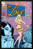 Marvel Comics Retro: My Love Comic Book Cover No.2, Crying and Dancing Posters