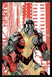 Uncanny X-Men No.507 Cover: Colossus Prints by Terry Dodson