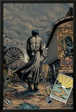 Nightcrawler No.8 Cover: Nightcrawler Print by Darick Robertson