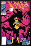 X-Men Classic No.47 Cover: Shadowcat Posters by Steve Lightle