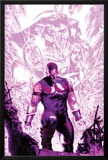 New Avengers Annual No.1 Cover: Wonder Man Walking with Energy Photo by Gabriele DellOtto