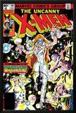 Uncanny X-Men No.130 Cover: Dazzler, Cyclops, Grey and Jean Posters by John Romita Jr.