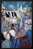 Omega: The Unknown 10 Cover: Marvel Universe Photo by Farel Dalrymple