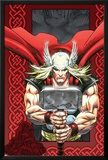 Thor: Blood Oath No.6 Cover: Thor Print by Scott Kolins
