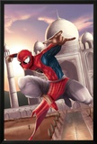 Spider-Man: India No.2 Cover: Spider-Man Print by Suresh Seetharaman