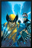 X-Men No.159 Cover: Wolverine and Havok Prints by Salvador Larroca