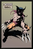 Wolverine No.10: Wolverine Print by Kent Williams